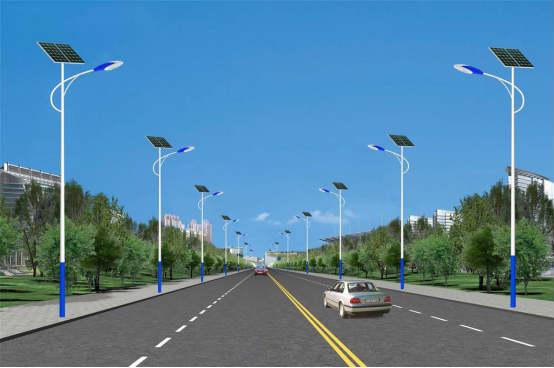德州太阳能路灯
