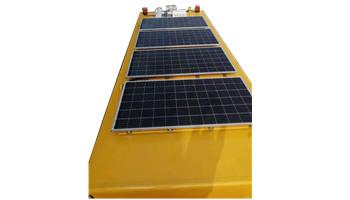 车辆改装太阳能光伏发电系统
