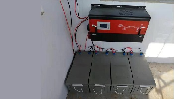 光伏离网发电系统