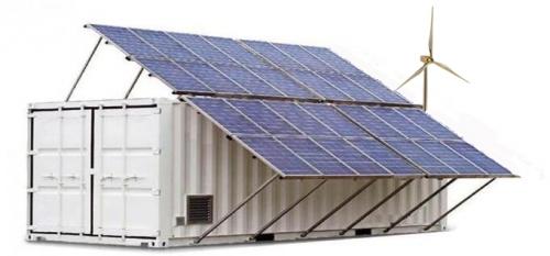 集装箱储能系统方案