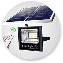 太阳能灯具