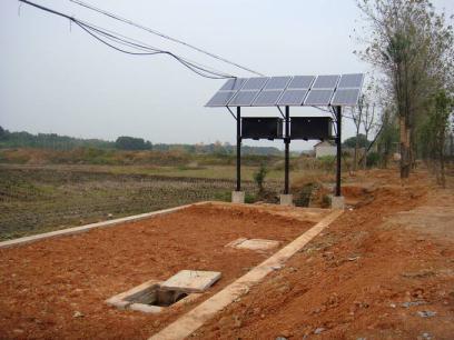污水处理供电
