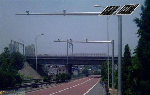 道路监控供电