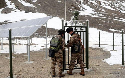 边防哨卡离网供电